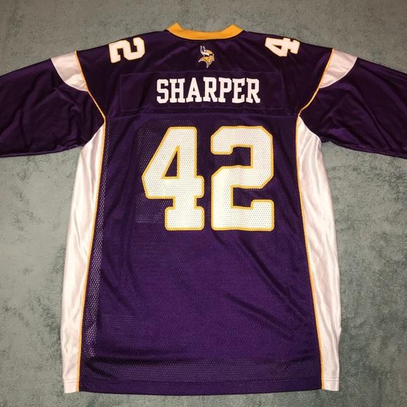 NFL Minnesota Vikings Darren Sharper #42 Jersey